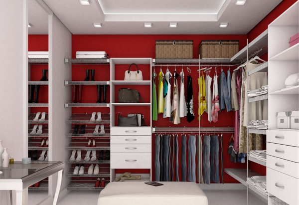 Curso práticode organização de closets e armários