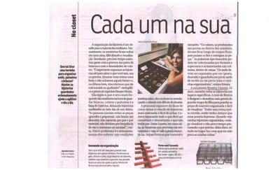 ABR/ 2011.Revista de Domingo- Jornal Correio Braziliense.