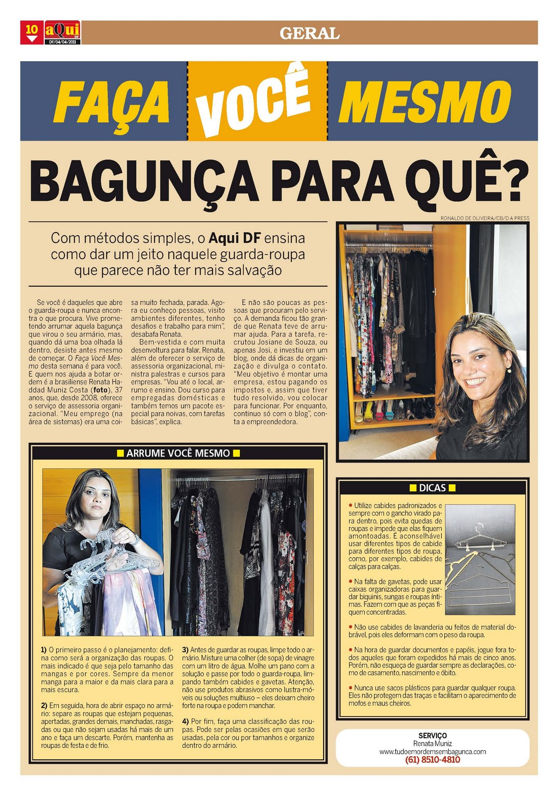 ABR/2011 -Jornal -Aqui DF.